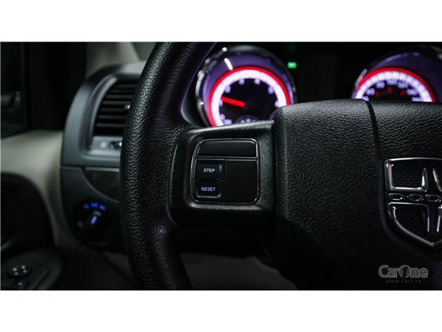 2018 Dodge Grand Caravan CVP/SXT (Stk: CJ19-67) in Kingston - Image 17 of 32