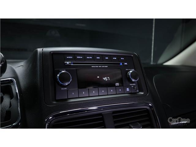 2018 Dodge Grand Caravan CVP/SXT (Stk: CJ19-67) in Kingston - Image 22 of 32