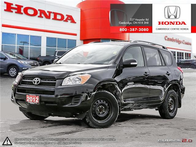 2012 Toyota RAV4 Base (Stk: 19402A) in Cambridge - Image 1 of 27