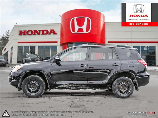 2012 Toyota RAV4 Base (Stk: 19402A) in Cambridge - Image 3 of 27