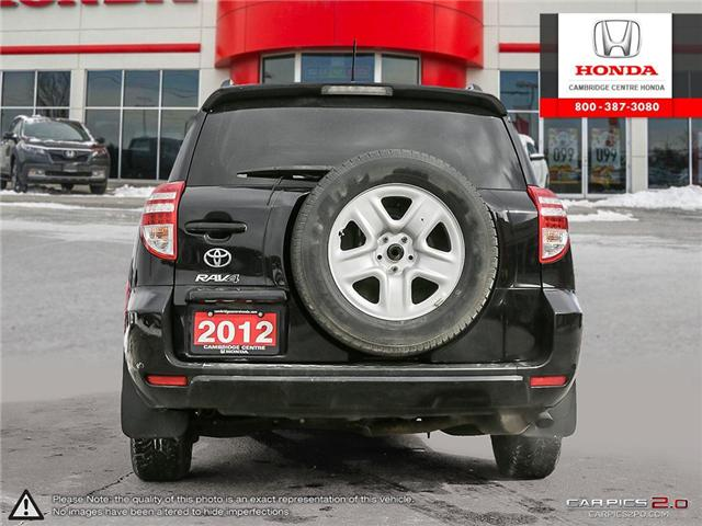 2012 Toyota RAV4 Base (Stk: 19402A) in Cambridge - Image 5 of 27
