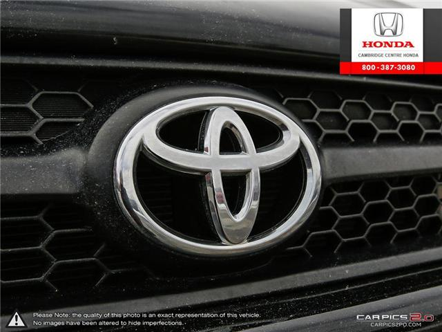 2012 Toyota RAV4 Base (Stk: 19402A) in Cambridge - Image 9 of 27