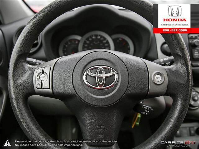 2012 Toyota RAV4 Base (Stk: 19402A) in Cambridge - Image 14 of 27
