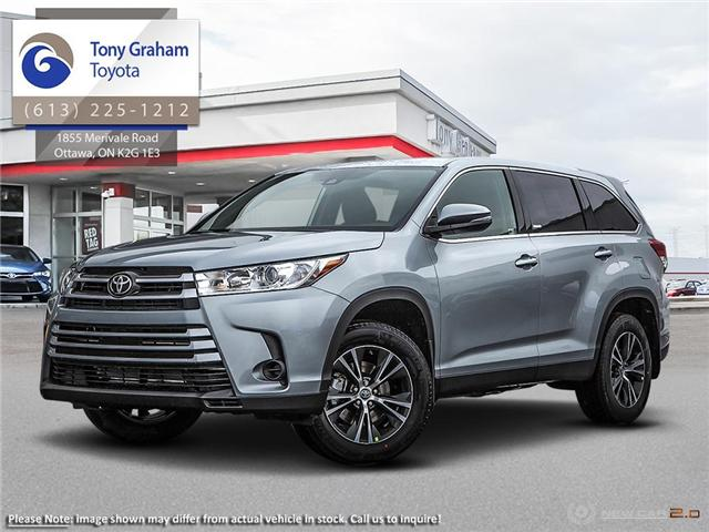 2019 Toyota Highlander LE (Stk: 57778) in Ottawa - Image 1 of 23