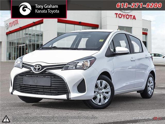 2015 Toyota Yaris LE (Stk: M2585) in Ottawa - Image 1 of 26