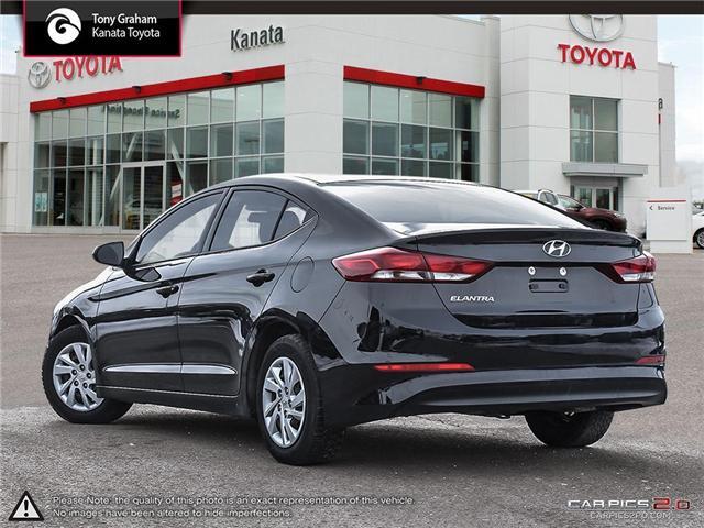 2017 Hyundai Elantra L (Stk: 89131A) in Ottawa - Image 4 of 26