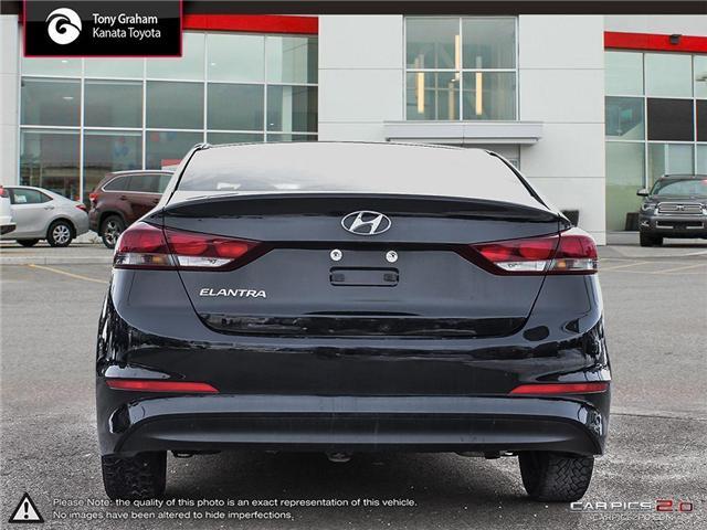 2017 Hyundai Elantra L (Stk: 89131A) in Ottawa - Image 5 of 26