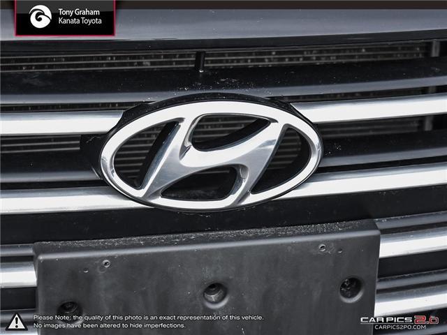 2017 Hyundai Elantra L (Stk: 89131A) in Ottawa - Image 9 of 26