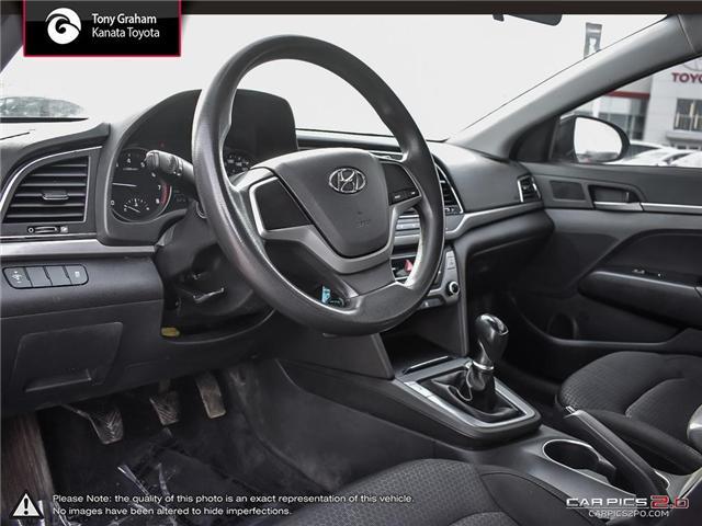 2017 Hyundai Elantra L (Stk: 89131A) in Ottawa - Image 13 of 26