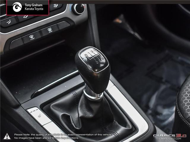 2017 Hyundai Elantra L (Stk: 89131A) in Ottawa - Image 20 of 26