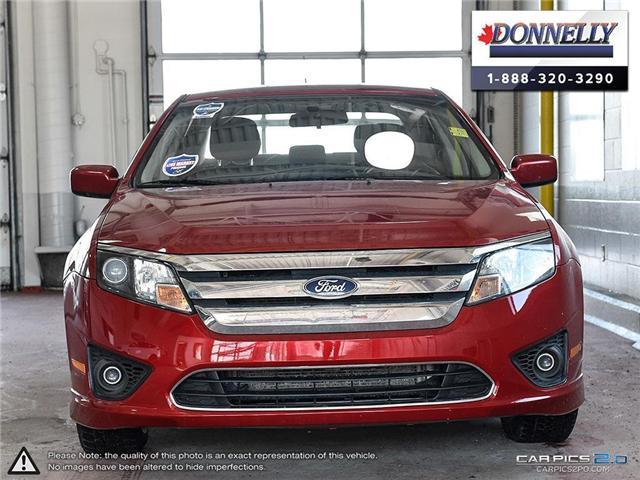 2011 Ford Fusion SE (Stk: PBWDS468A) in Ottawa - Image 2 of 28