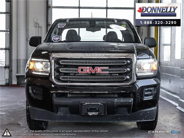 2015 GMC Canyon Base (Stk: CLDUR5872A) in Ottawa - Image 2 of 30