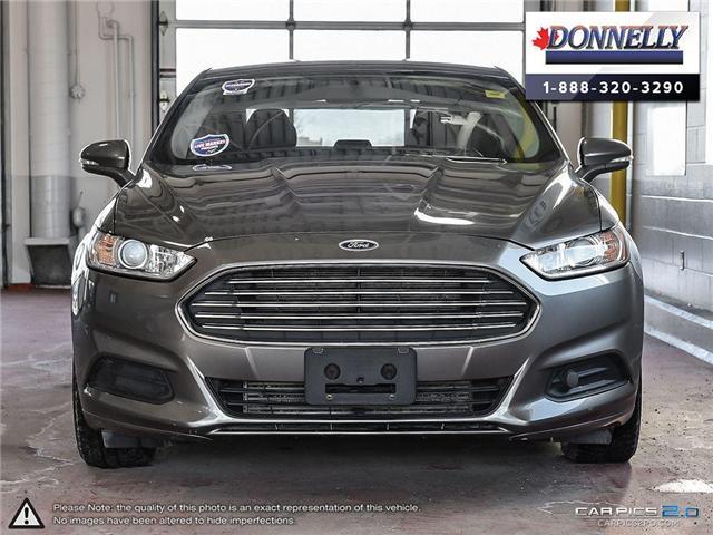 2013 Ford Fusion SE (Stk: CLDUR5950A) in Ottawa - Image 2 of 30