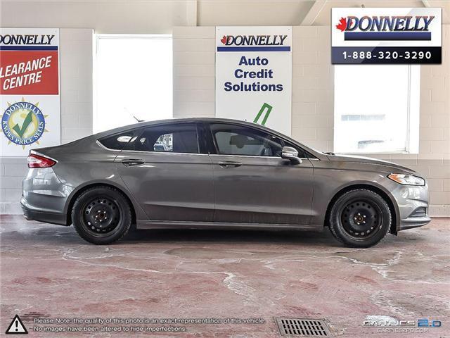 2013 Ford Fusion SE (Stk: CLDUR5950A) in Ottawa - Image 3 of 30