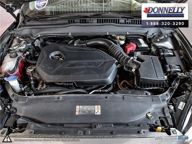2013 Ford Fusion SE (Stk: CLDUR5950A) in Ottawa - Image 8 of 30