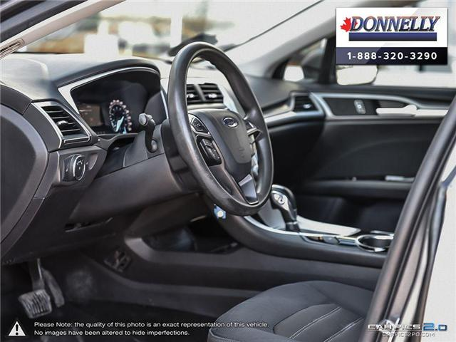2013 Ford Fusion SE (Stk: CLDUR5950A) in Ottawa - Image 13 of 30