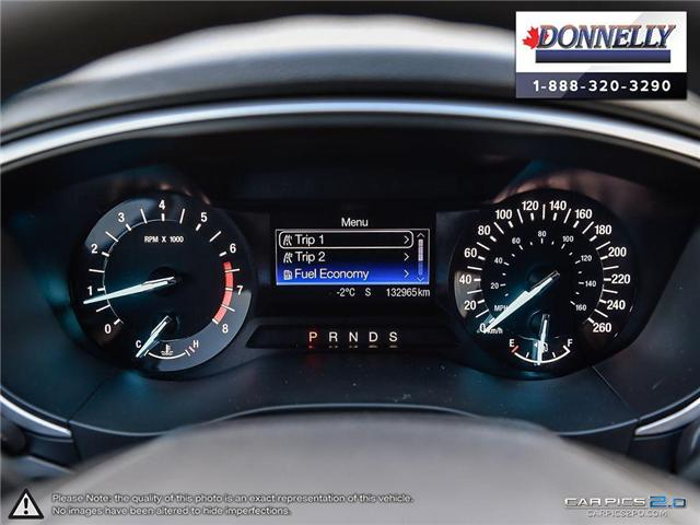 2013 Ford Fusion SE (Stk: CLDUR5950A) in Ottawa - Image 15 of 30