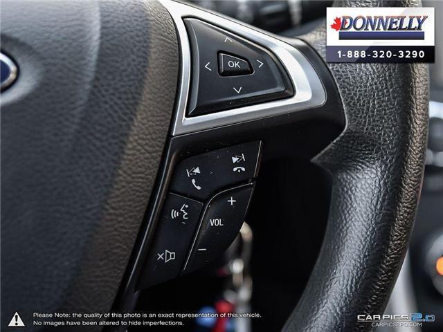 2013 Ford Fusion SE (Stk: CLDUR5950A) in Ottawa - Image 18 of 30