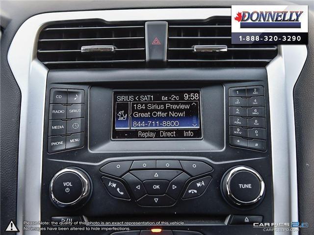 2013 Ford Fusion SE (Stk: CLDUR5950A) in Ottawa - Image 21 of 30