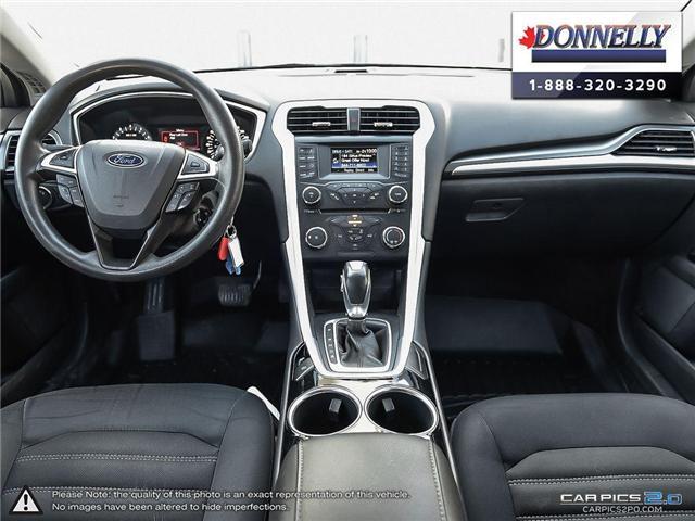2013 Ford Fusion SE (Stk: CLDUR5950A) in Ottawa - Image 25 of 30