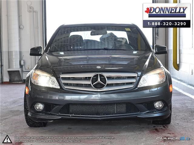 2010 Mercedes-Benz C-Class Base (Stk: PBWDUR5751B) in Ottawa - Image 2 of 29