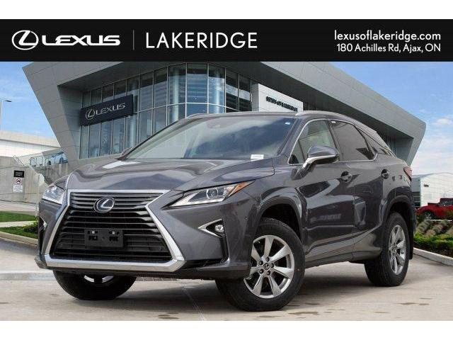 2019 Lexus RX 350 Base (Stk: L19286) in Toronto - Image 1 of 28