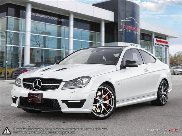 2015 Mercedes-Benz C-Class Base (Stk: 18HMS641A) in Mississauga - Image 1 of 27