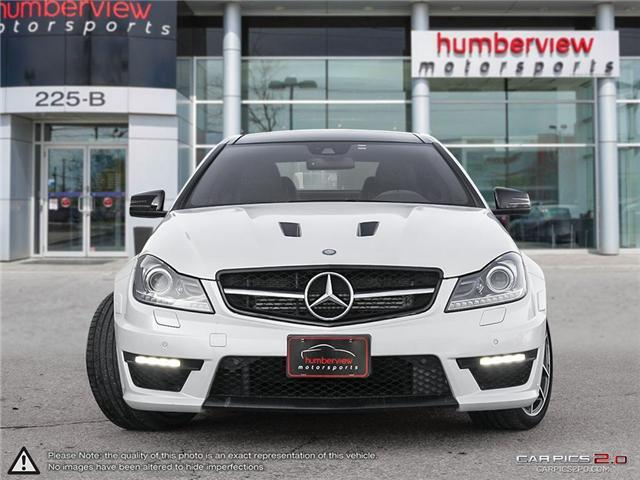 2015 Mercedes-Benz C-Class Base (Stk: 18HMS641A) in Mississauga - Image 2 of 27