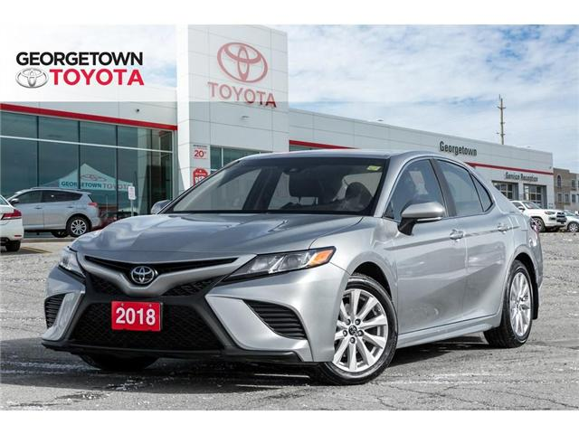 2018 Toyota Camry  (Stk: 18-96674) in Georgetown - Image 1 of 19