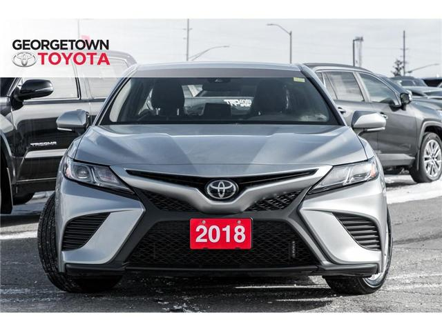 2018 Toyota Camry  (Stk: 18-96674) in Georgetown - Image 2 of 19