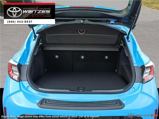 2019 Toyota Corolla Hatchback SE Package (Stk: 67895) in Vaughan - Image 7 of 24