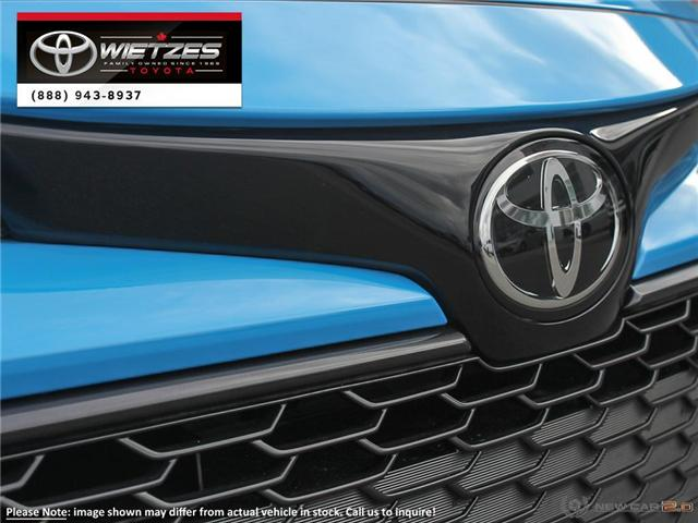 2019 Toyota Corolla Hatchback SE Package (Stk: 67895) in Vaughan - Image 9 of 24