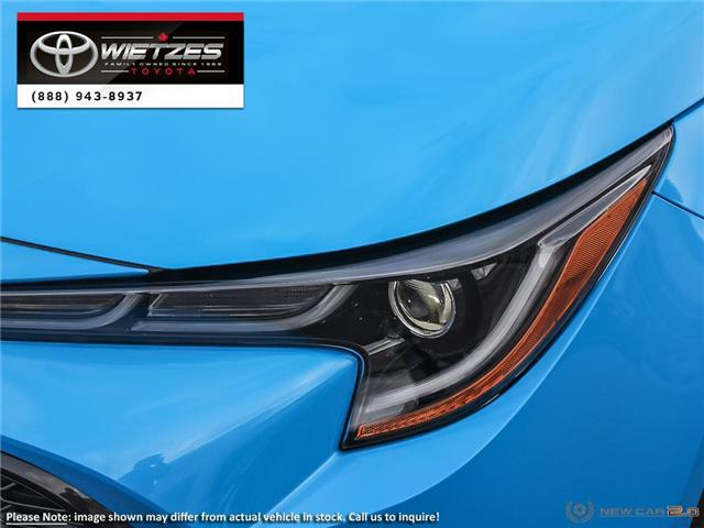 2019 Toyota Corolla Hatchback SE Package (Stk: 67895) in Vaughan - Image 10 of 24