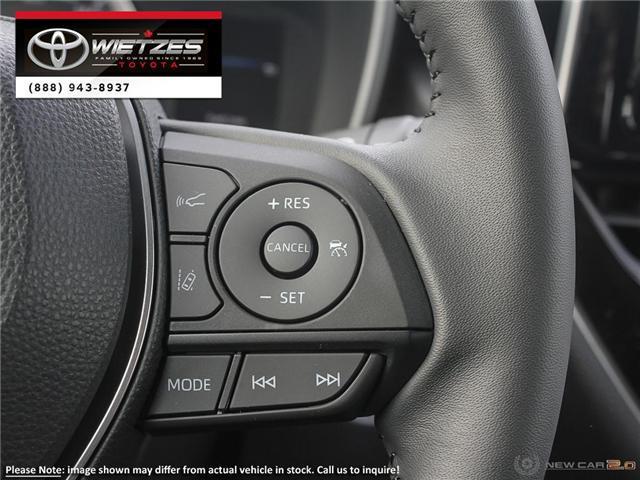 2019 Toyota Corolla Hatchback SE Package (Stk: 67895) in Vaughan - Image 16 of 24
