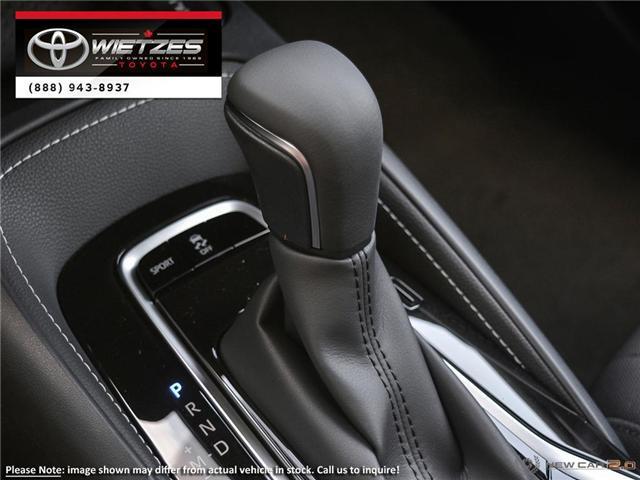 2019 Toyota Corolla Hatchback SE Package (Stk: 67895) in Vaughan - Image 18 of 24
