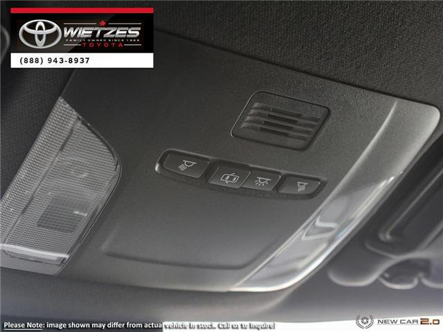 2019 Toyota Corolla Hatchback SE Package (Stk: 67895) in Vaughan - Image 20 of 24