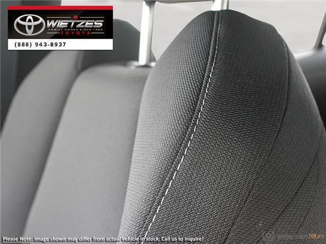 2019 Toyota Corolla Hatchback SE Package (Stk: 67895) in Vaughan - Image 21 of 24