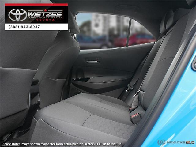 2019 Toyota Corolla Hatchback SE Package (Stk: 67895) in Vaughan - Image 22 of 24
