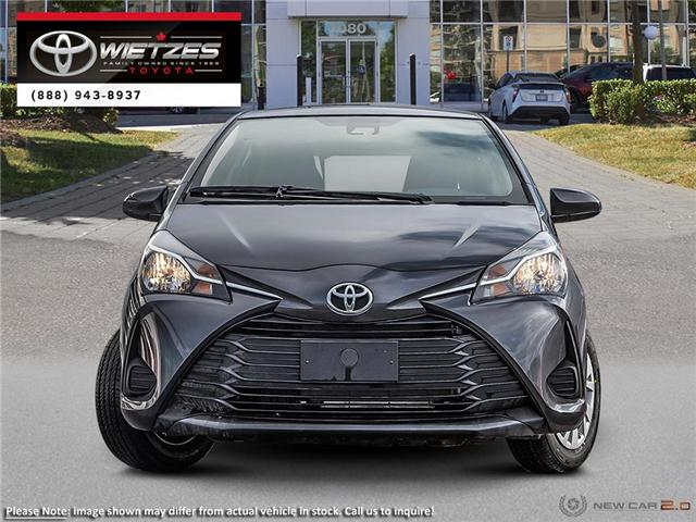2019 Toyota Yaris LE Hatchback (Stk: 68009) in Vaughan - Image 2 of 24