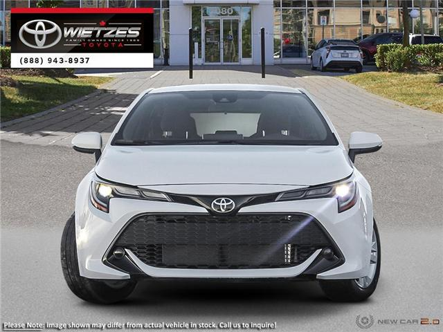 2019 Toyota Corolla Hatchback SE Package (Stk: 68100) in Vaughan - Image 2 of 24