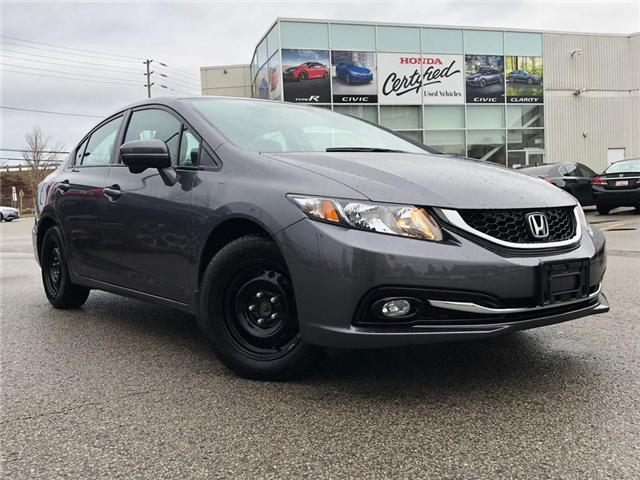 2015 Honda Civic Touring (Stk: 190204P) in Richmond Hill - Image 1 of 21