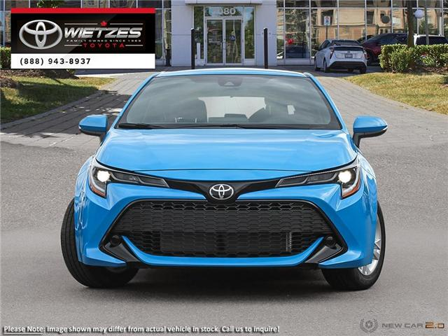 2019 Toyota Corolla Hatchback SE Package (Stk: 68147) in Vaughan - Image 2 of 24