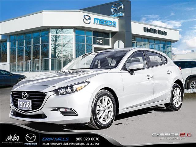2018 Mazda Mazda3 GS (Stk: 24283) in Mississauga - Image 1 of 19