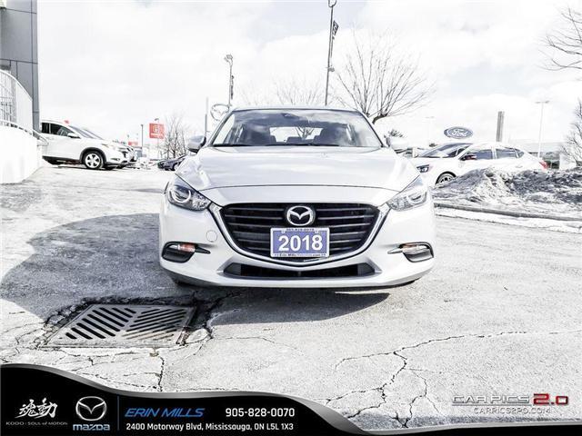 2018 Mazda Mazda3 GS (Stk: 24283) in Mississauga - Image 2 of 19