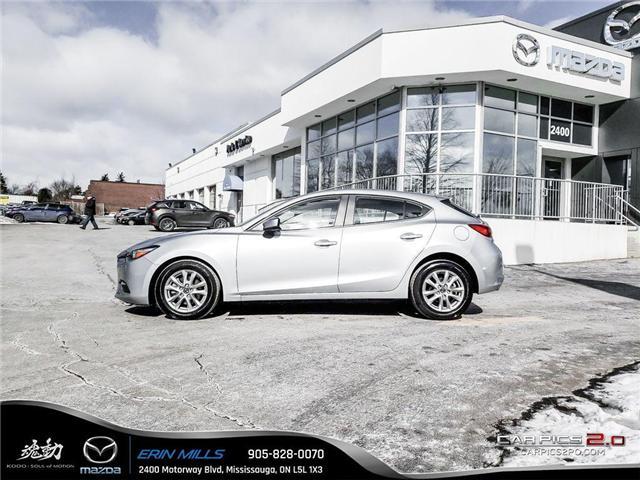 2018 Mazda Mazda3 GS (Stk: 24283) in Mississauga - Image 3 of 19