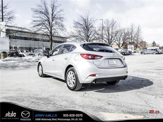 2018 Mazda Mazda3 GS (Stk: 24283) in Mississauga - Image 4 of 19