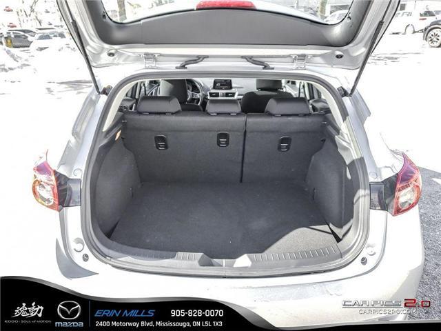 2018 Mazda Mazda3 GS (Stk: 24283) in Mississauga - Image 8 of 19