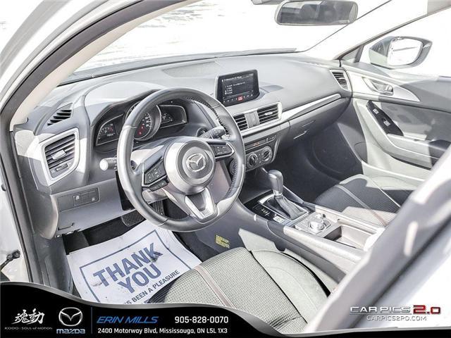 2018 Mazda Mazda3 GS (Stk: 24283) in Mississauga - Image 9 of 19