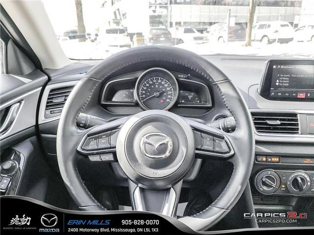 2018 Mazda Mazda3 GS (Stk: 24283) in Mississauga - Image 10 of 19