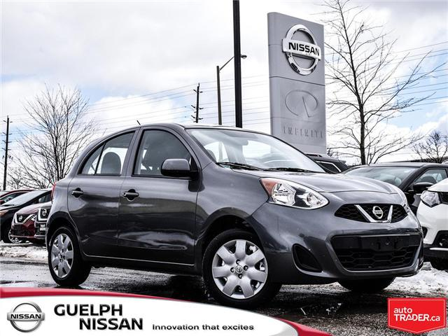 2017 Nissan Micra S (Stk: UP13595) in Guelph - Image 1 of 21